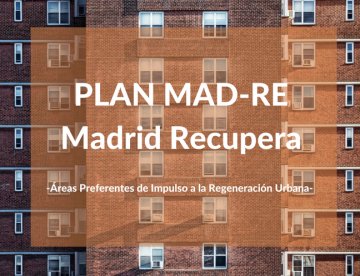 Plan MAD-RE sobre APIRUS en Madrid